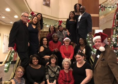 Annual Holiday Party 2017