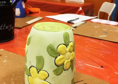 Women's Group - Pottery, Paint & Love