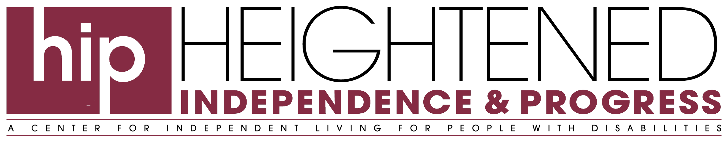Heightened Independence & Progress (hip)