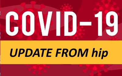 COVID-19 Update from hip