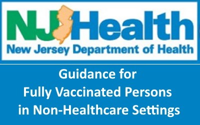Guidance for Fully Vaccinated Persons in Non-Healthcare Settings