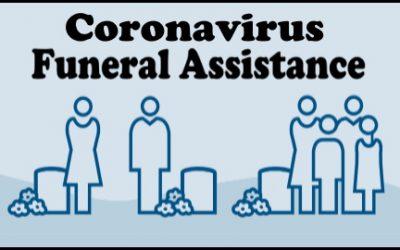 Coronavirus (COVID-19) Funeral Assistance