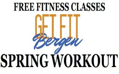 Get Fit Bergen – Spring Workout