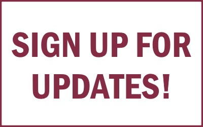 Sign Up for Updates!