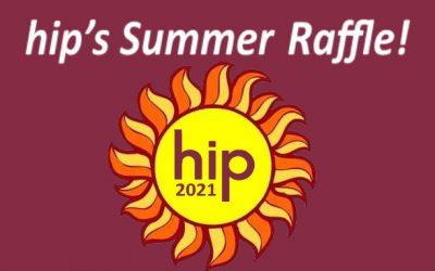 2021 hip's Summer Calendar Raffle!