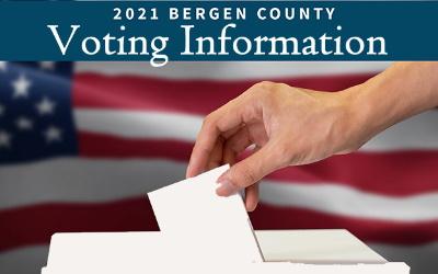 Bergen County Voting Information